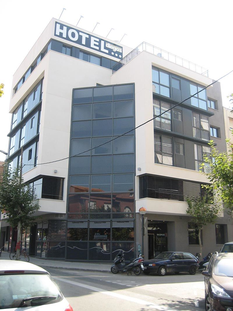 Hôtel Diego's 3* NL