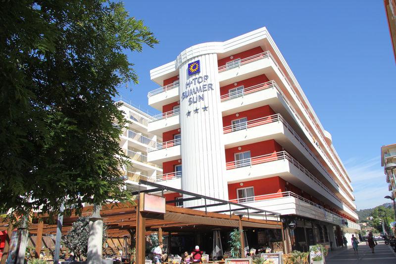 Hôtel Top Summer Sun 3*NL