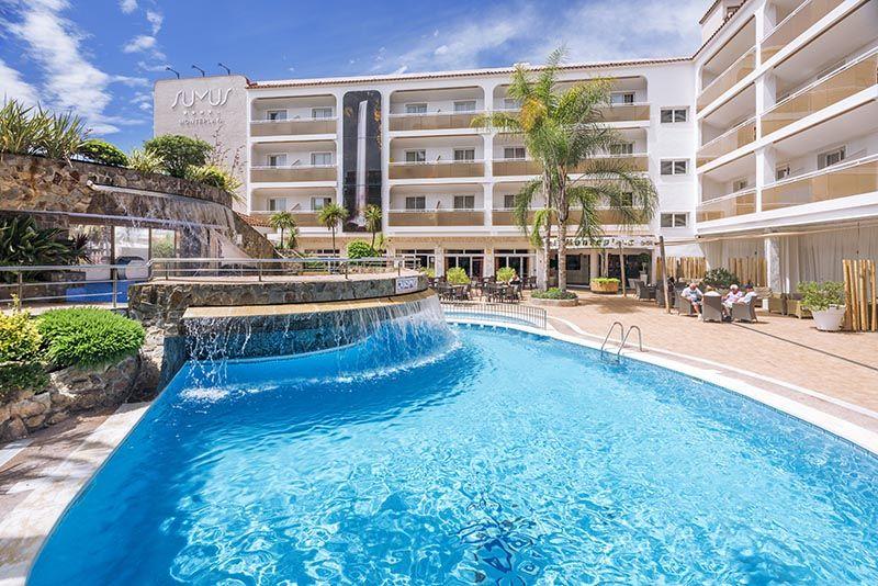 Hôtel Sumus Monteplaya 4* SUP NL