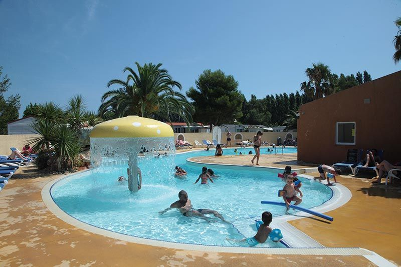 Camping Le Roussillon 4*